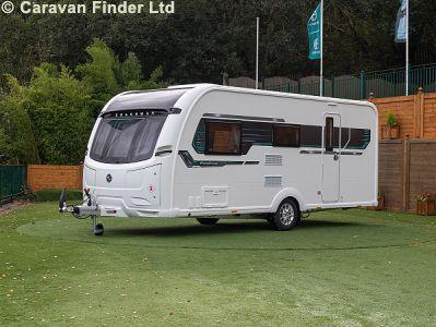 Coachman Festival 520 2021  Caravan Thumbnail