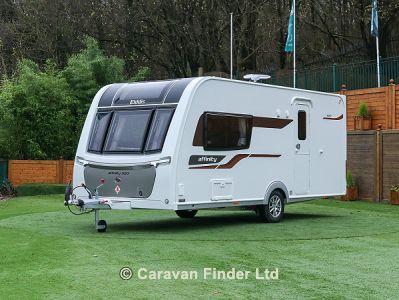 Elddis Affinity 520 2021  Caravan Thumbnail