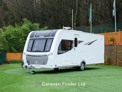 Elddis Chatsworth 554 2021  Caravan Thumbnail