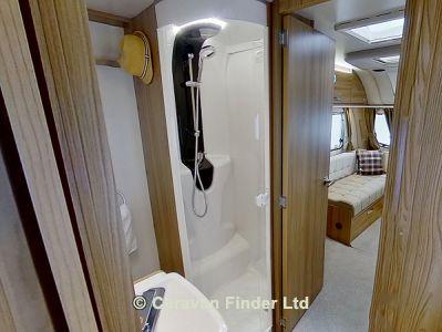 Swift Sprite Major 4 EB 2021  Caravan Thumbnail