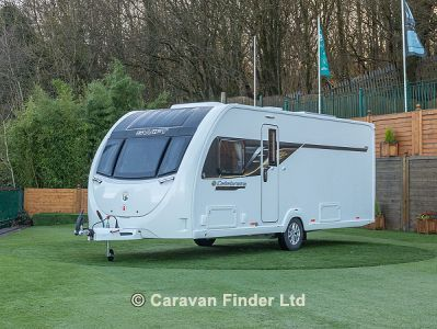 Swift Celebrate 4SB 2021  Caravan Thumbnail