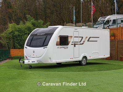 Swift Sprite Super Major 4 SB 2021  Caravan Thumbnail