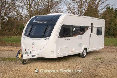 Swift Vogue 560EB 2021  Caravan Thumbnail