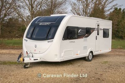 Swift Vogue 580 Grande 2021  Caravan Thumbnail