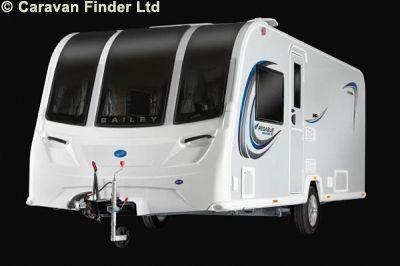 Bailey Pegasus Grande SE Rimini 2021  Caravan Thumbnail