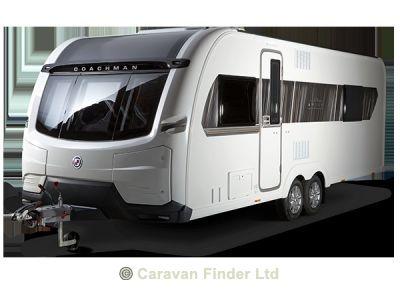 Coachman Lusso 2021  Caravan Thumbnail
