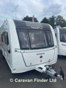 Compass Kensington 866 2019  Caravan Thumbnail