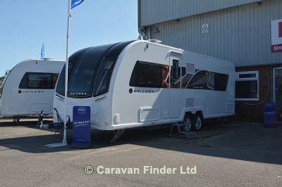Bailey Unicorn V Pamplona 2022  Caravan Thumbnail