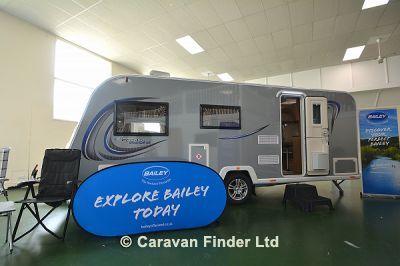 Bailey Pegasus Grande SE Ancona 2022  Caravan Thumbnail