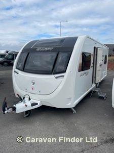Swift Sprite Super Quattro FB 2021  Caravan Thumbnail
