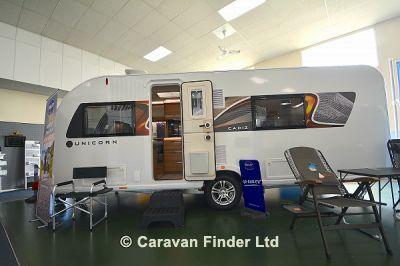 Bailey Unicorn V Cadiz 2022  Caravan Thumbnail