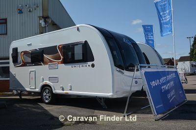 Bailey Unicorn V Seville 2022  Caravan Thumbnail