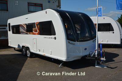 Bailey Unicorn V Cartagena 2022  Caravan Thumbnail