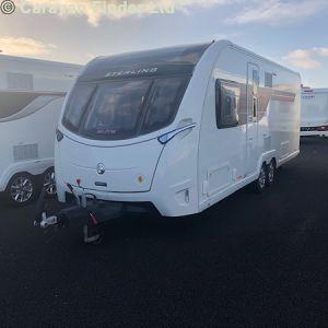 Sterling Elite 645 2016  Caravan Thumbnail