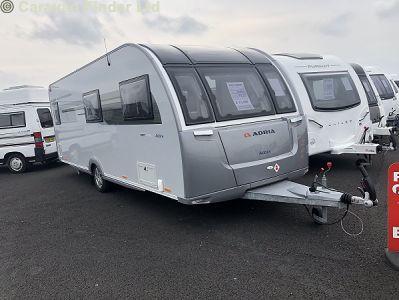 Adria Adora 612 DT Rhine 2018  Caravan Thumbnail