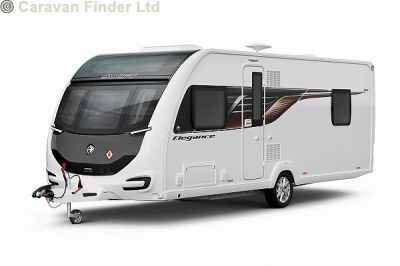 Swift Elegance 560 2021  Caravan Thumbnail
