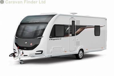 Swift Elegance 560 2021  Caravan Thumbnail