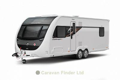 Swift Elegance Grande 835 Lux Pack 2021  Caravan Thumbnail