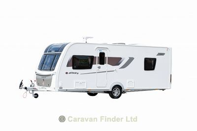 Elddis Affinity 550 2021  Caravan Thumbnail