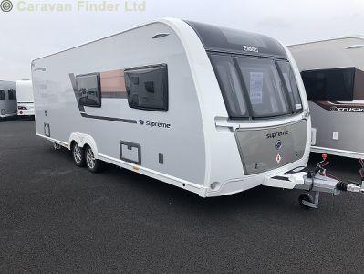 Elddis Supreme 840 2021  Caravan Thumbnail