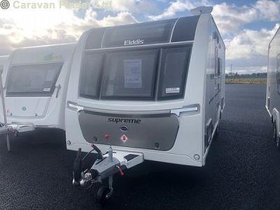 Elddis Supreme 454 2021  Caravan Thumbnail