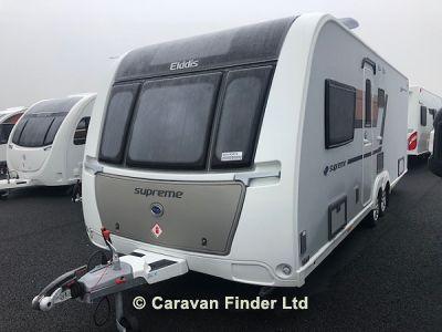 Elddis Supreme 860 2021  Caravan Thumbnail