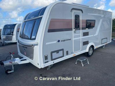 Elddis Supreme 454 2020  Caravan Thumbnail
