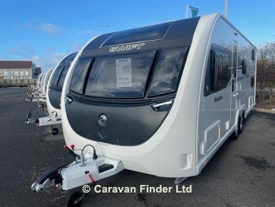 Swift Kudos 830DB 2021  Caravan Thumbnail