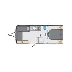 Swift Challenger X 860 2022  Caravan Thumbnail