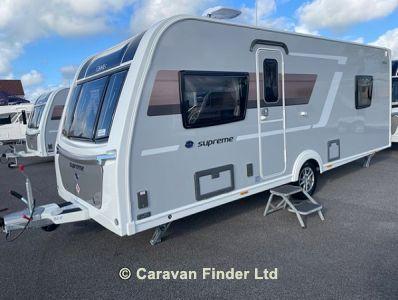 Elddis Supreme 550 2022  Caravan Thumbnail