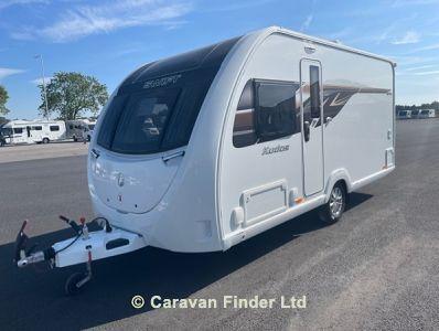 Swift Kudos 470 2022  Caravan Thumbnail