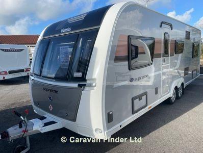 Elddis Supreme 840 2022  Caravan Thumbnail