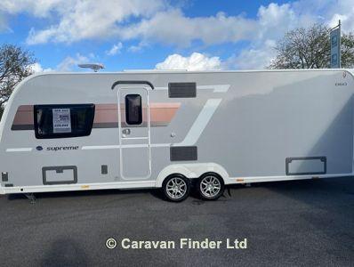 Elddis Supreme 860 2022  Caravan Thumbnail