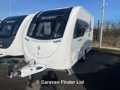 Swift Kudos 350 2022  Caravan Thumbnail