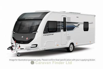 Swift Conqueror 560 2022  Caravan Thumbnail