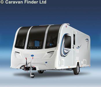 Bailey Pegasus Grande SE Palermo 2021  Caravan Thumbnail