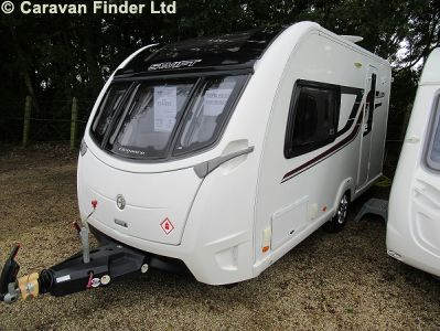Swift Elegance 480 2014  Caravan Thumbnail