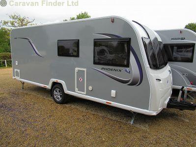 Bailey Phoenix+ 440 2022  Caravan Thumbnail