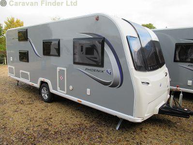 Bailey Phoenix+ 650 2022  Caravan Thumbnail