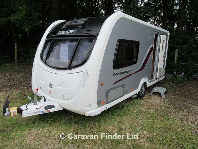 Swift Conqueror 480 2012  Caravan Thumbnail