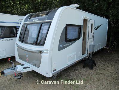 Elddis Chatsworth 554 2020  Caravan Thumbnail
