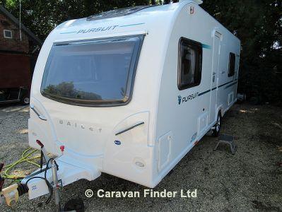 Bailey Pursuit 550 2018  Caravan Thumbnail