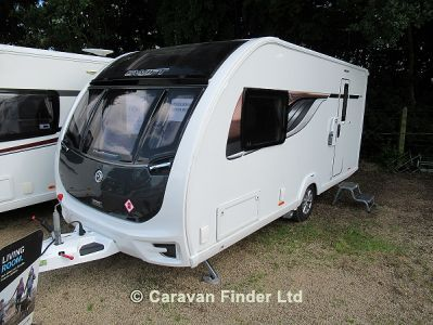 Swift Challenger 480 2018  Caravan Thumbnail