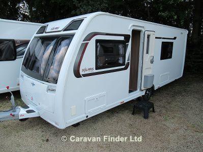 Lunar Solaris 554 2016  Caravan Thumbnail