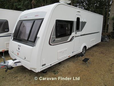 Compass Kensington 554 2016  Caravan Thumbnail