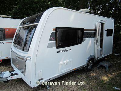 Elddis Affinity 462 2019  Caravan Thumbnail