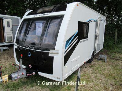 Lunar Clubman CK 2017  Caravan Thumbnail