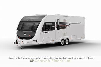 Swift Elegance 845 2022  Caravan Thumbnail