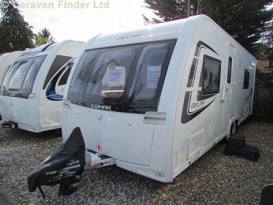 Lunar Delta RS 2014  Caravan Thumbnail