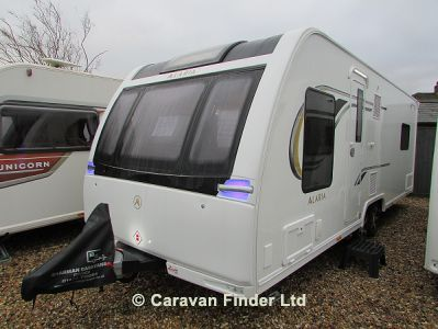 Alaria TR 2018  Caravan Thumbnail